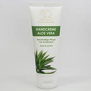 handcreme aloe vera. Black Bedroom Furniture Sets. Home Design Ideas
